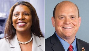 AG Candidate Tish James Calls Reed's Connection to Collection Firm 'Despicable'
