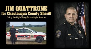 New Sheriff in Town: Quattrone Defeats Gerace in 2018 General Election