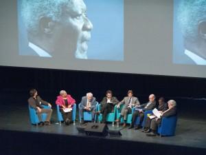 Annan Podium