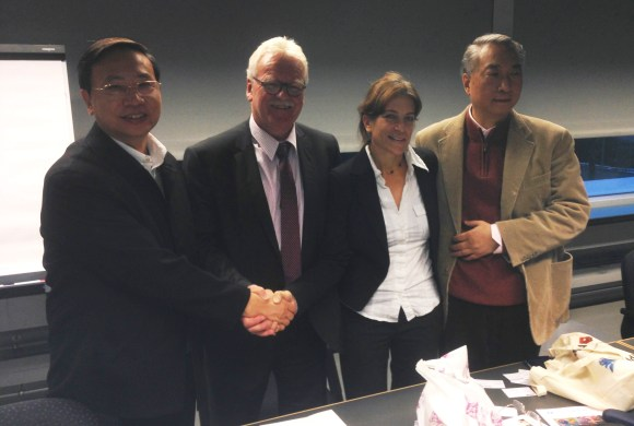 Eco-Forum Global, IUCN and WRF joining hands on resources and environment