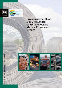 Environmental Risks and Challenges of Anthropogenic Metals Flows and Cycles
