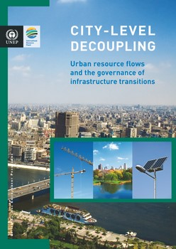 City-Level Decoupling: Urban Resource Flows and the Governance of Infrastructure Transitions
