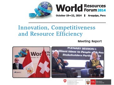 WRF 2014 Meeting Report now Available Online