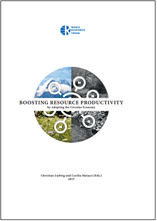 BOOSTING RESOURCE PRODUCTIVITY by Adopting the Circular Economy