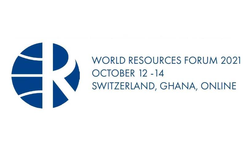 A Green Deal for Sustainable Resources: World Resources Forum (WRF) 2021 Hybrid Conference