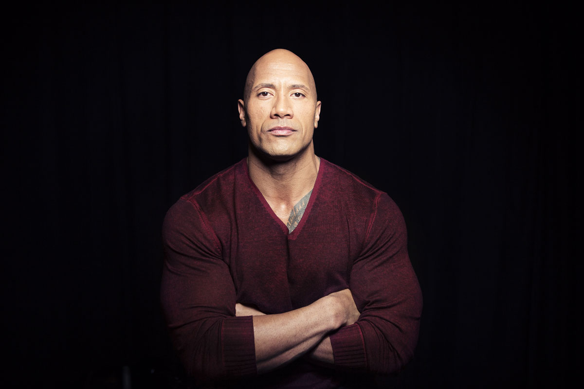 "Dwayne ""The Rock"" Johnson_321361"