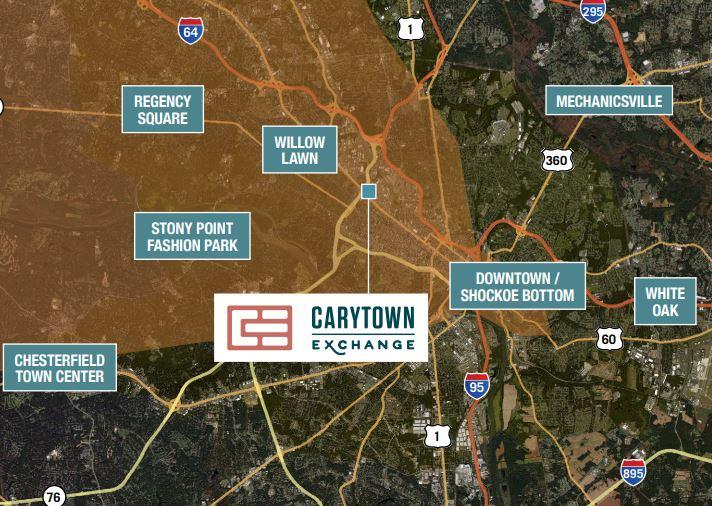 Carytown Exchange Development – 8News