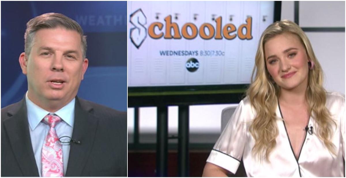 'Goldbergs' star AJ Michalka schools GMR on new TV spinoff