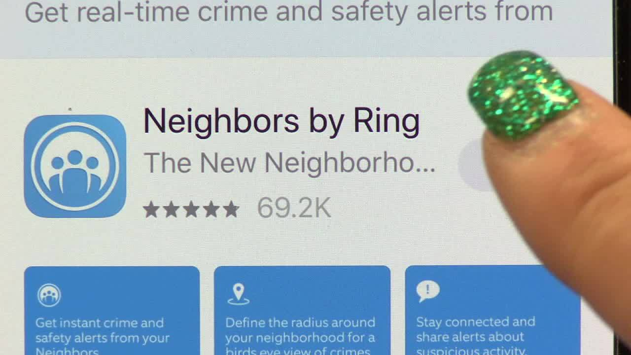 Richmond Police explain joining the Ring Neighbors app