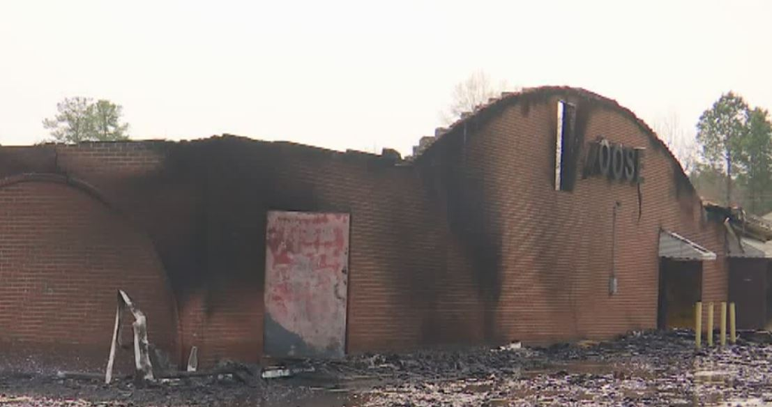 Fundraiser set for Hopewell Moose Lodge after massive fire
