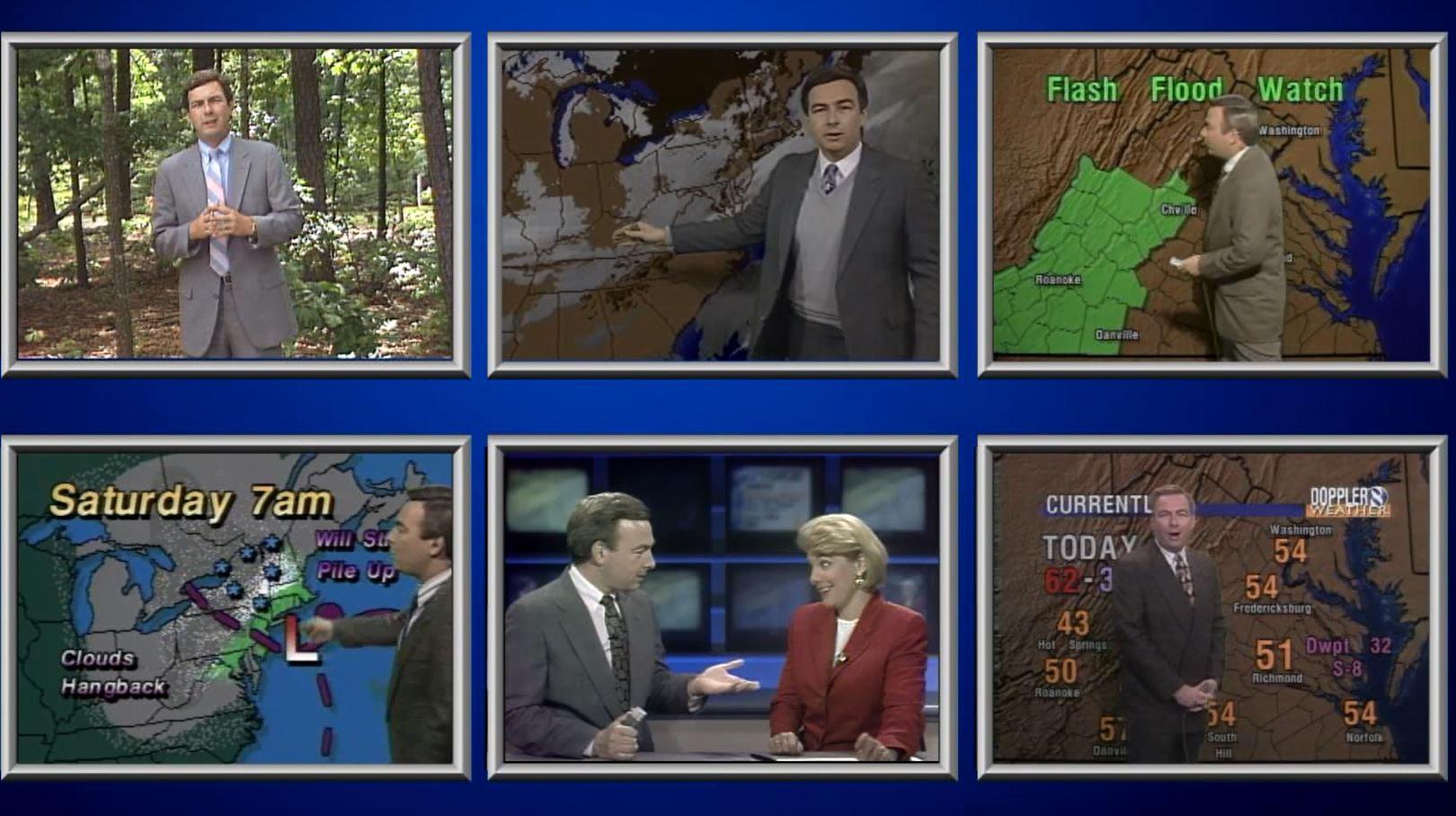 John Bernier celebrates 35 years at 8News