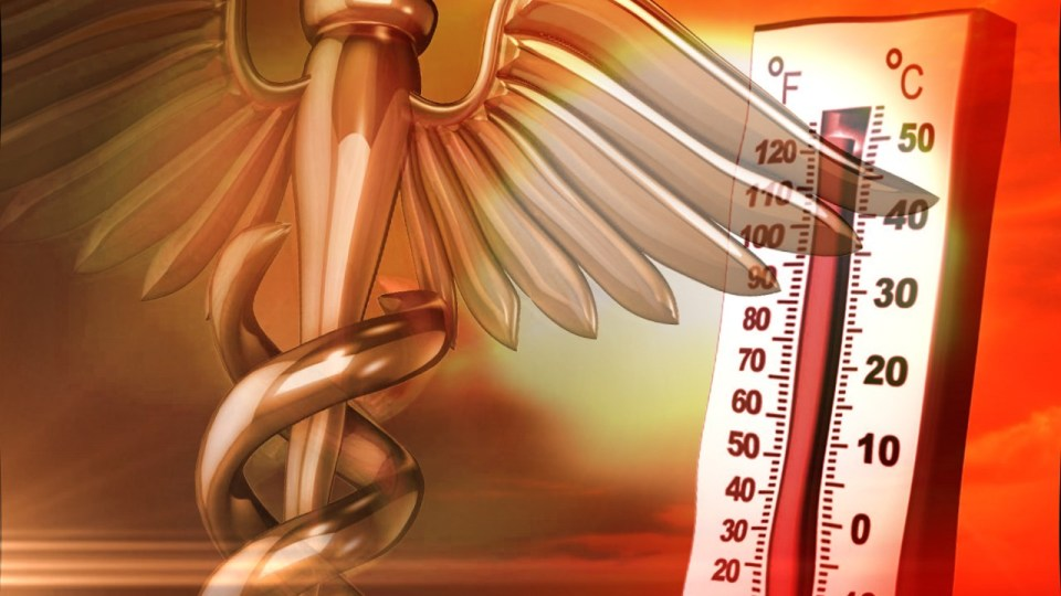 Knowing the difference: heat exhaustion vs  heat stroke | 8News