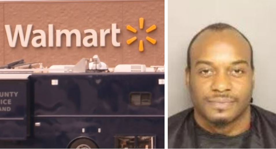 1 dead after shooting at South Carolina Walmart, suspect in custody