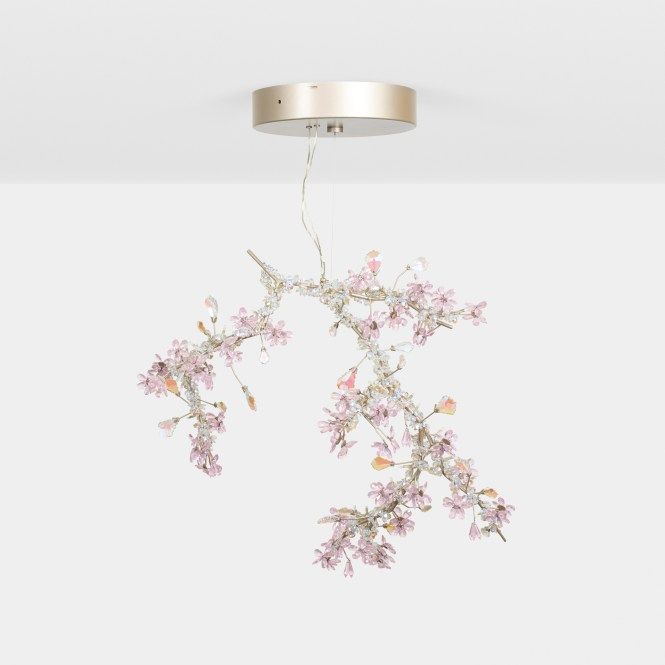 320 Tord Boontje Early Blossom Chandelier 1 Of