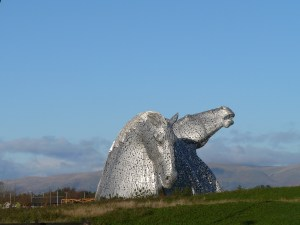 The Kelpies - Falkirk