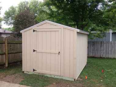 tan vineyard shed