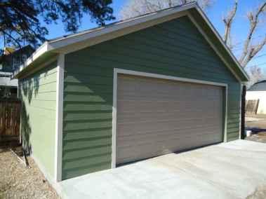 siding garage