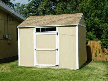 DIY shed
