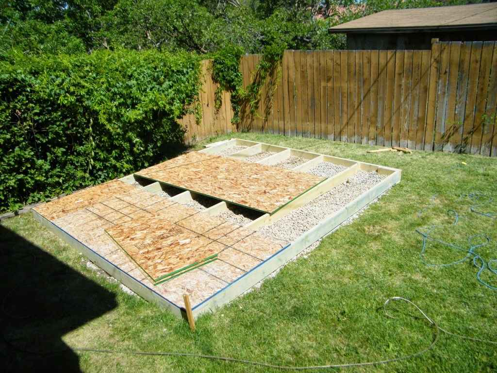 DIY Shed Kit - Wright's Shed Co.