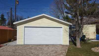 custom detached garages
