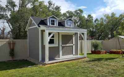 8 reasons you need a custom shed