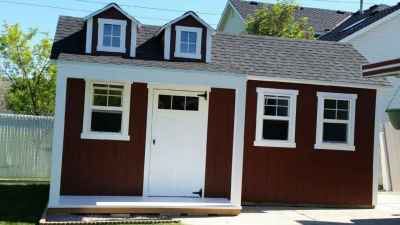 red orchard shed playhouse