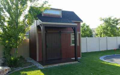 5 reasons to buy a shed this fall