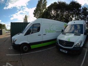 Commercial van hire Northampton