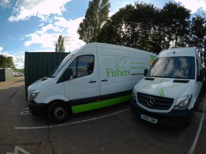 Commercial van hire Northampton