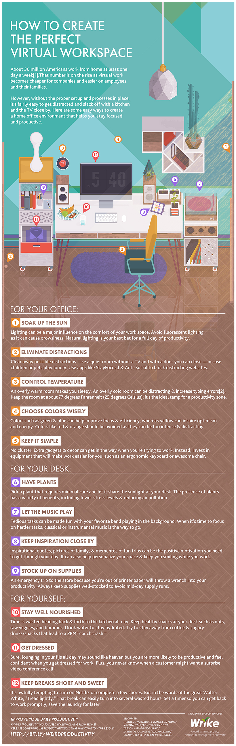 How to Create Your Perfect Remote Work Environment
