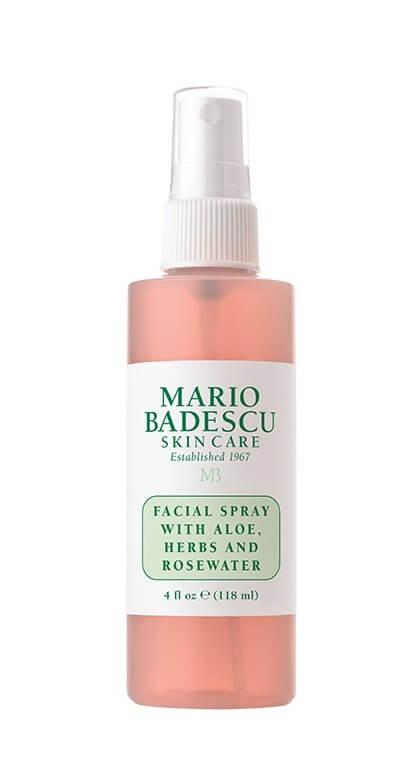 Mario Badescu Facial Spray Aloe Herbs Rosewater