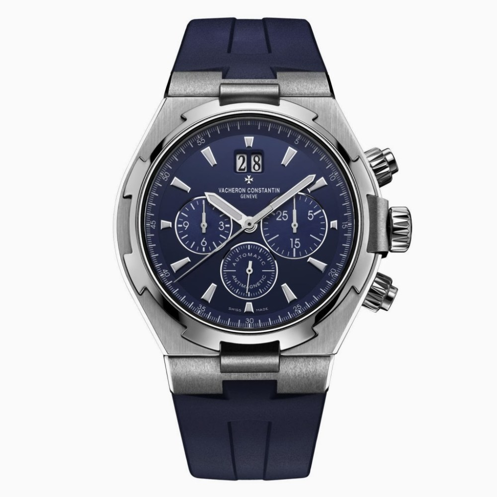 VACHERON Constantin Overseas BLUE Chrono 03