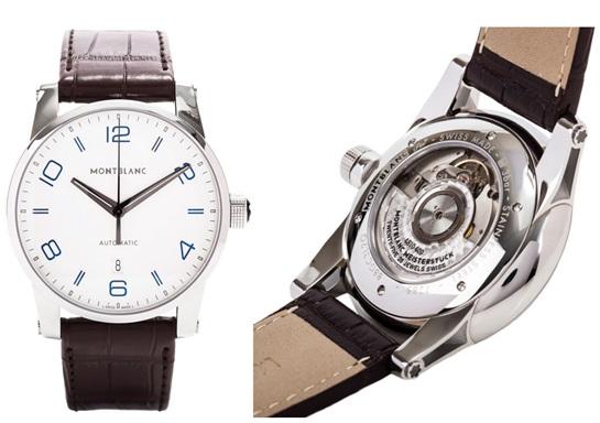 Montblanc TimeWalker Automatic Date Watch