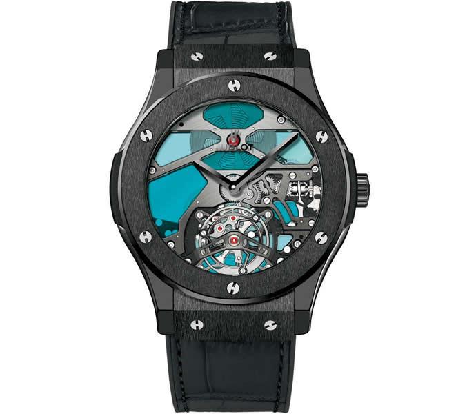 hublot-classic-fusion-tourbillon-vitrail-blue 2