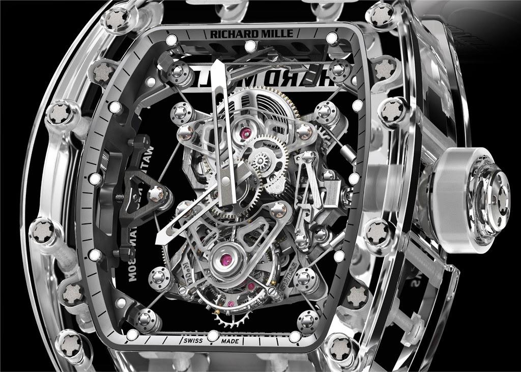Richard-Mille-Tourbillon-RM-56-02-Sapphire-dial