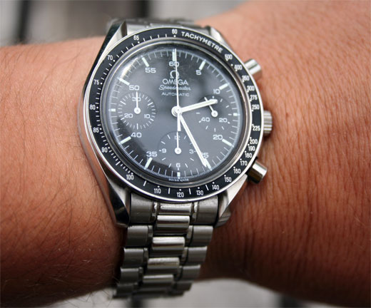 Omega Speedmaster Review Wrist Watch Review