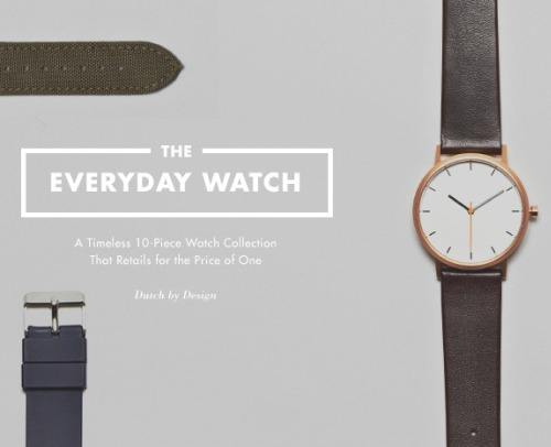 Everyday Watch 01