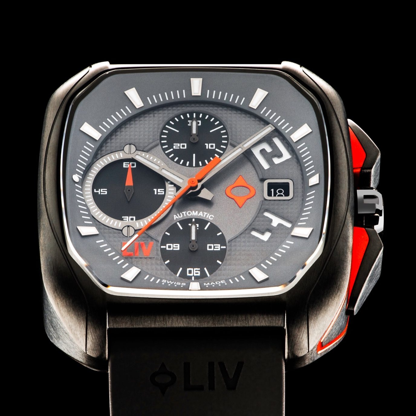 LIV Watches – Rebel – Product Photography