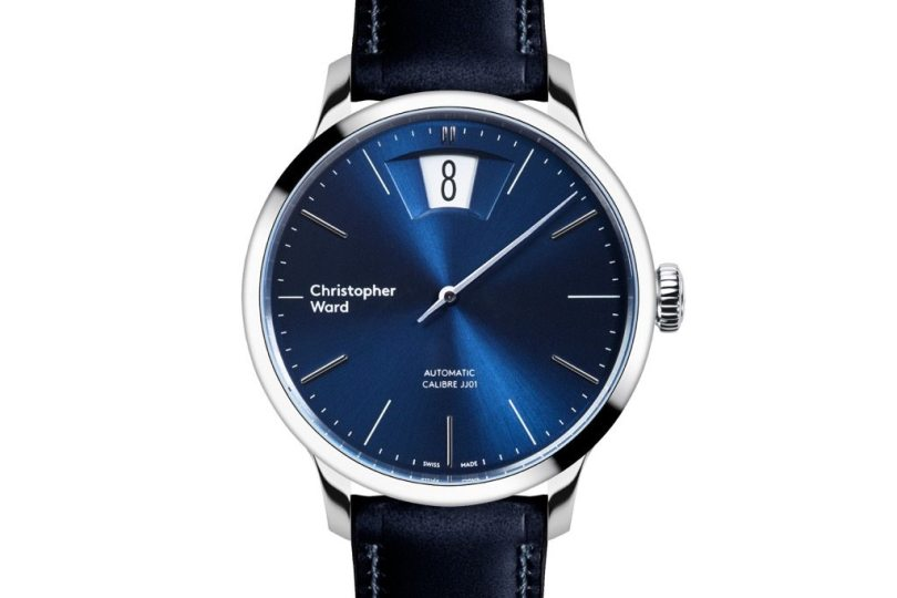 Christopher Ward C1 Grand Malvern Jumping Hour sq