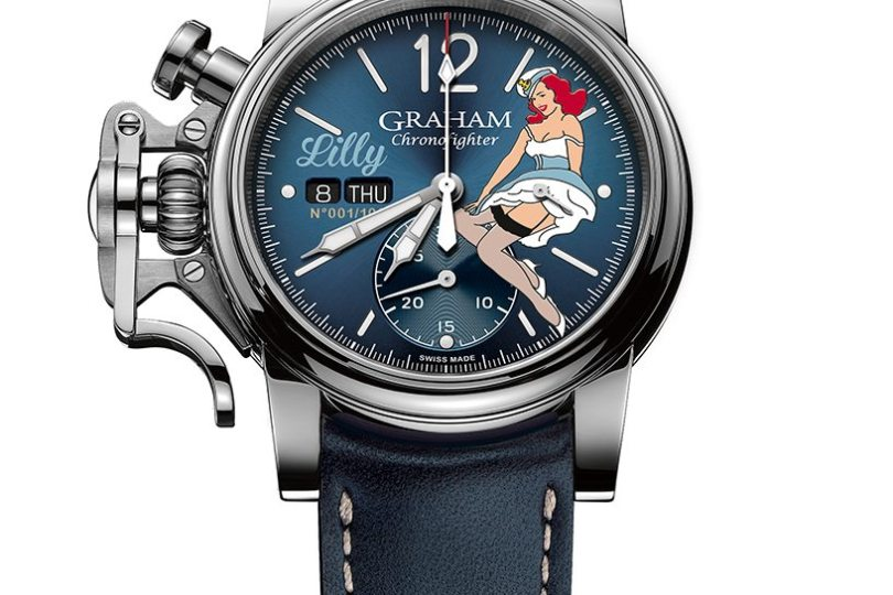 Graham Chronofighter Vintage Nose Art Ltd 2CVAS.U05A_lr_featured