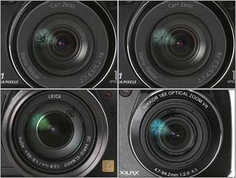 عصرنوشتن | writeage » نهایت دید: مقایسه برترین دوربین های ...