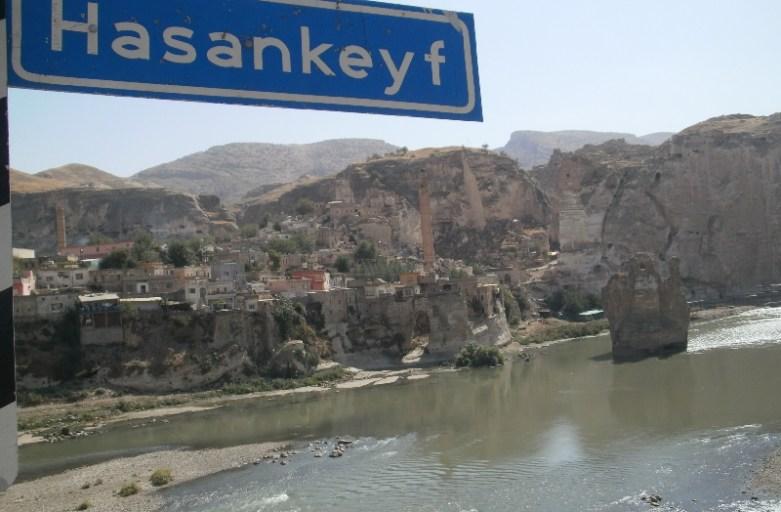 Hasankeyf i polityczna tama