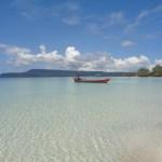 Koh Rong – niebiańska plaża Kambodży