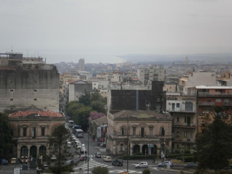 Katania - sycylijskie miasto z lawy i popiołów