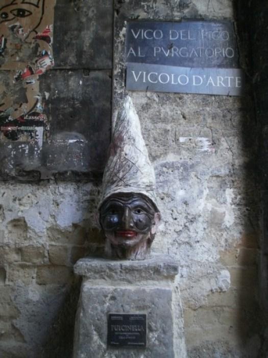 Pulcinella Neapol