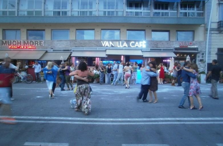 Neapol w rytmie tanga
