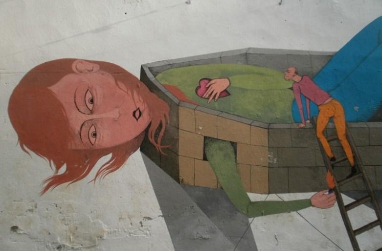 Wrocławska sztuka miejska. Nie tylko krasnale