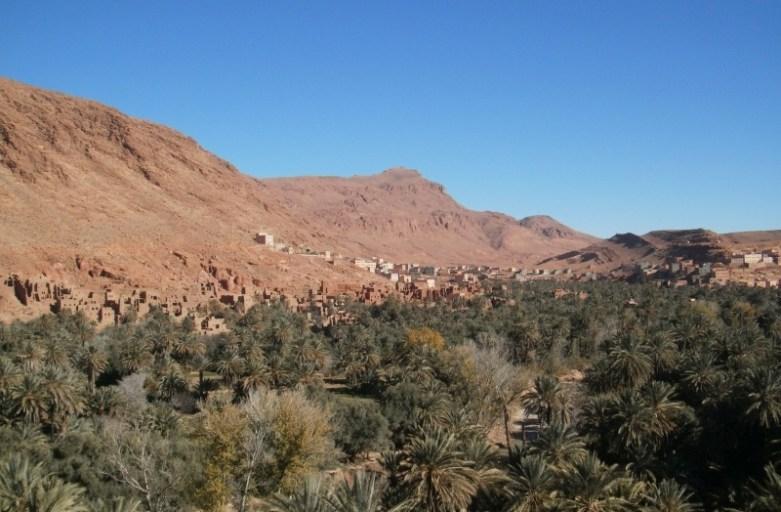 Tinghir – kraina oaz w Maroku