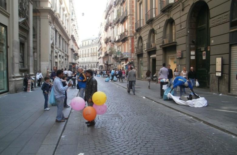 Neapol imigrantów. Miasto otwarte dla wszystkich