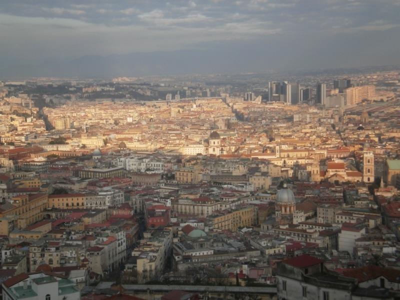 Dzielnica Vomero. Neapol na wzgórzu